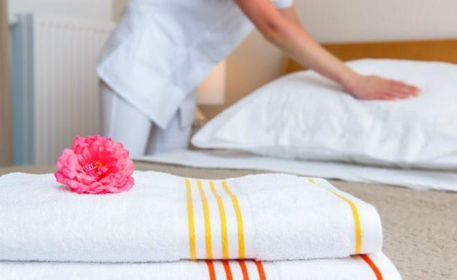 Những cách làm thơm phòng khách sạn