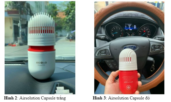 Khử mùi hôi xe ô tô