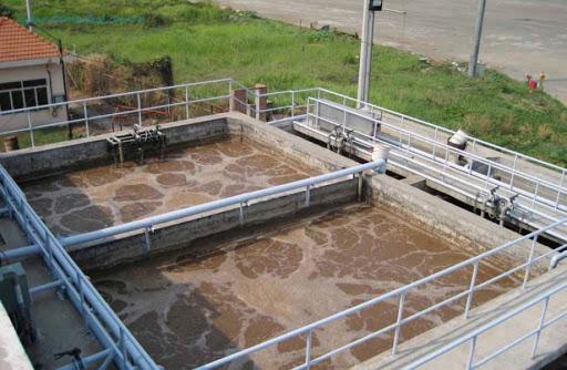 Kiểm soát mùi hôi nhà máy xử lý nước thải