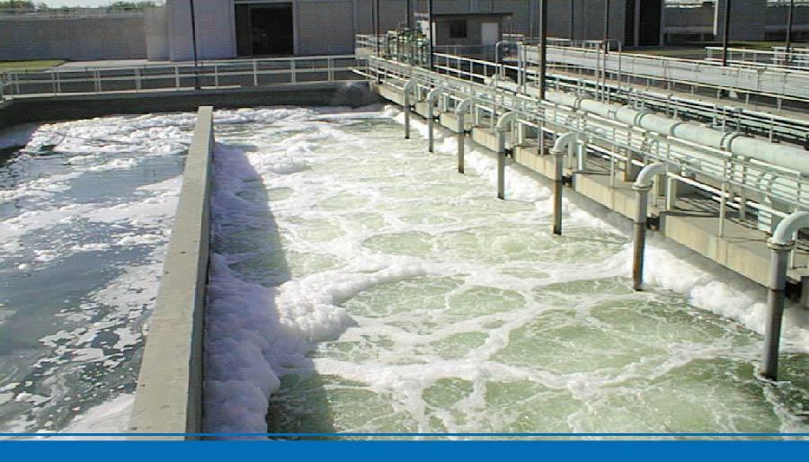 Khử mùi không khí tại trạm xử lý nước thải: