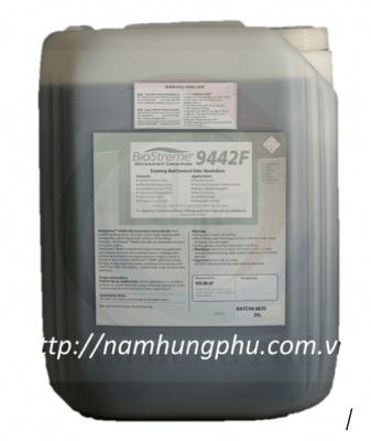 Biostreme 9442F – Khử mùi hôi bề mặt chất thải