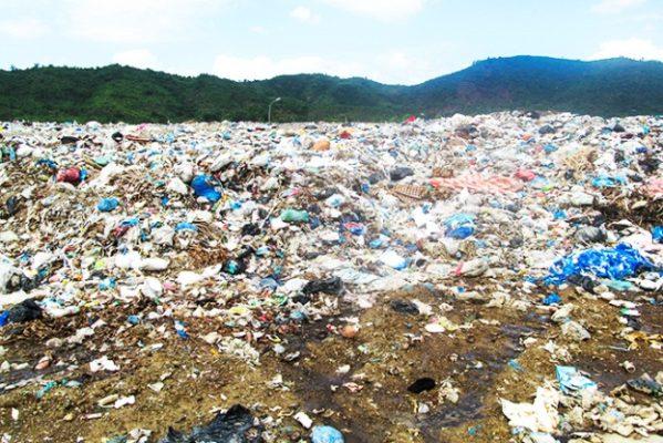 Kiểm soát, xử lý mùi hôi bãi chôn lấp rác